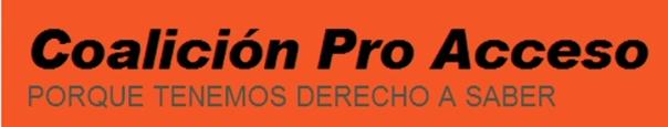 Coalicion Proacceso